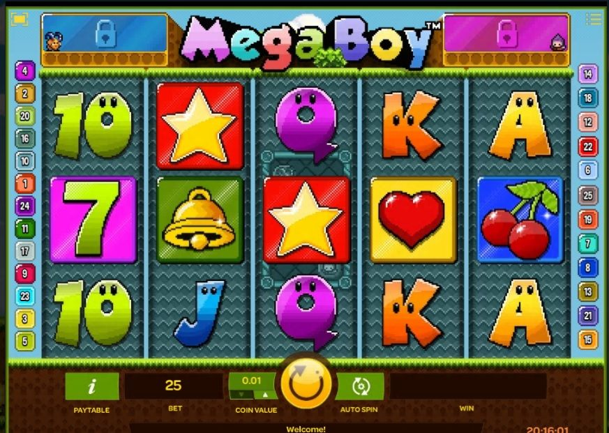 MegaBoy is one of the best slot machines to play ! https://www.megajackpot.com/games/megaboy/