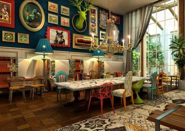 20 amazing bohemian chic interiors - Bohemian Design Ideas