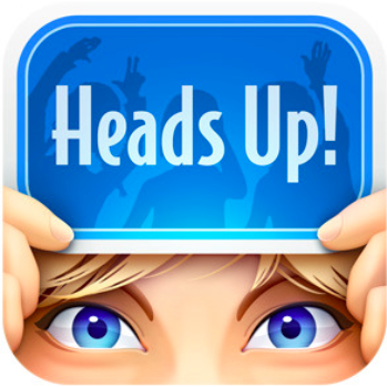 Heads Up App in the classroom!!! Who loves The Ellen