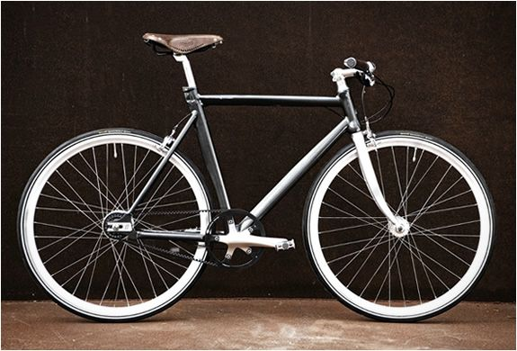 ACCENT Roadster Rims for Road Fixie Track Fixed Gear Single Speed Bicycle