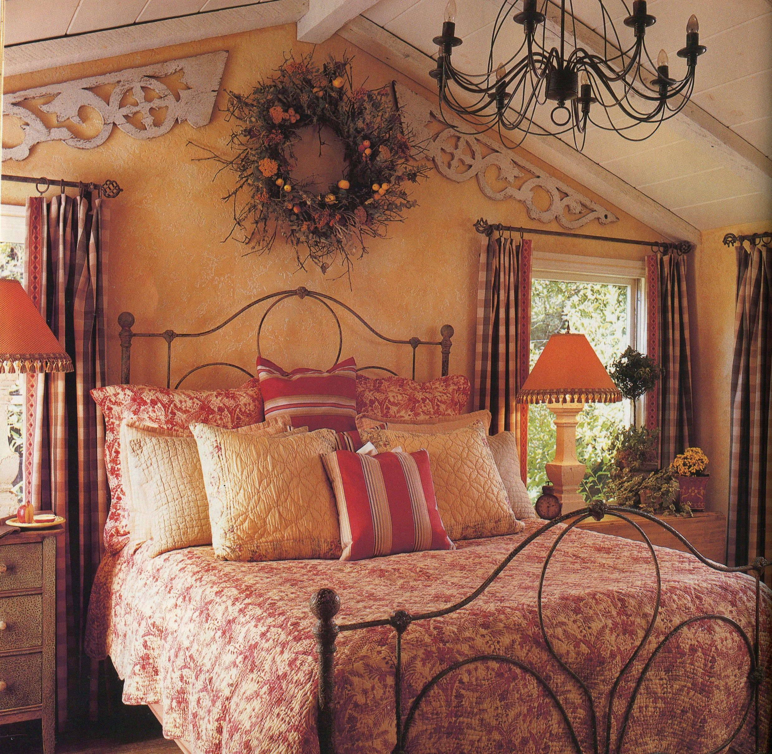 Warm And Cozy Bedroom In 2019