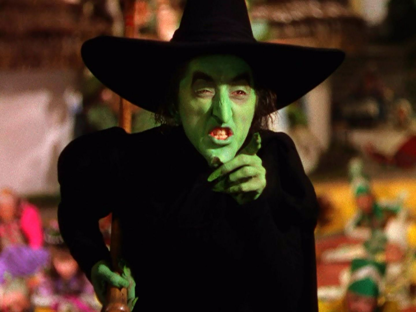 Image result for green faced wicked witch pictures