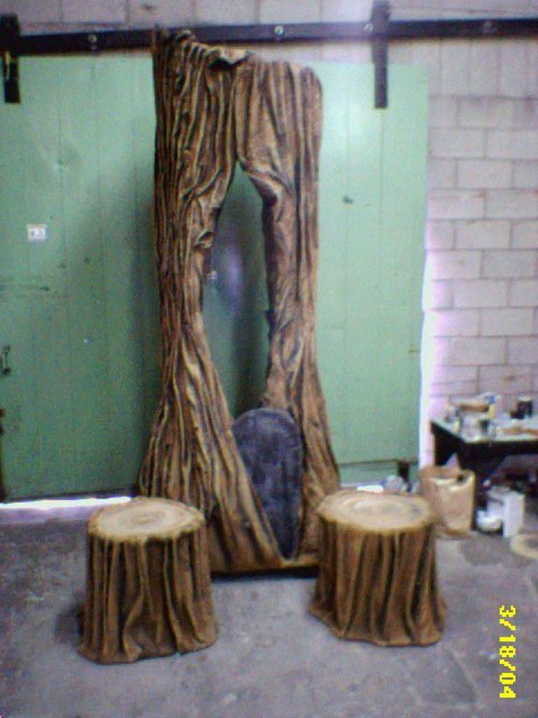 Into The Woods Set Design Crafts Scenic Design