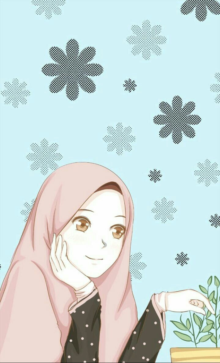 Gambar Kartun Muslimah In 2020 With Images