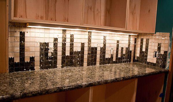 Nerdy Kitchen Backsplash Ideas