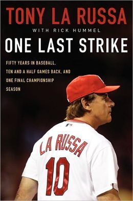 Great Book By Tony Larussa Go To Arf Net If You Want An Autographed Copy The Proceeds Go To Save Animals At Arf Net Baseball Manager Baseball Play Baseball