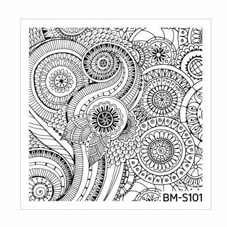 Bundle Monster Shangri-La S101 Swirled Utopia