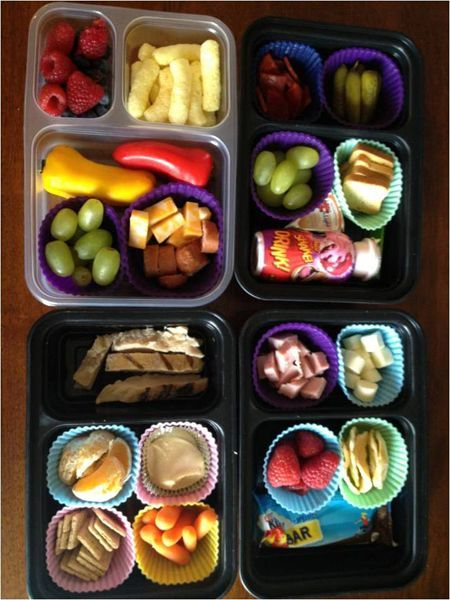 Healthy Happenings with Vitamix | An Organized Life | Healthy snacks