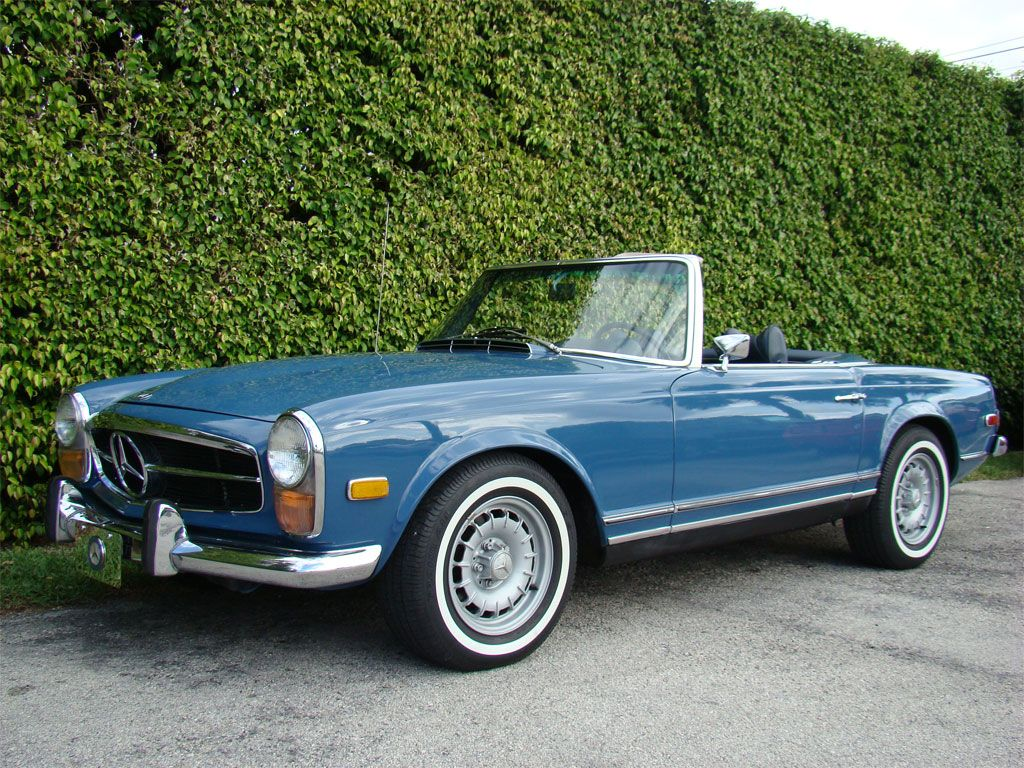 1970 mercedes pagoda fotos de mercedes pagoda 280 sl for Mercedes benz 280sl pagoda
