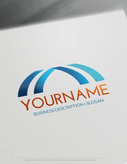 Online Logo Maker Bridge Designs