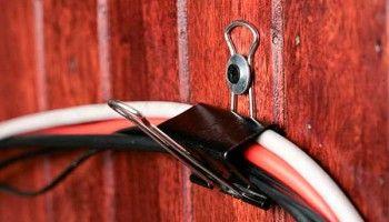 15 Ideas para organizar tus cables