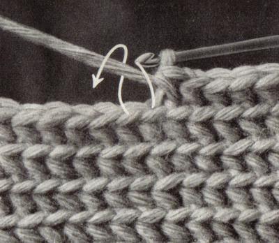 Rumänischer Häkelstich | Handarbeitswelt | Häkeln / Crochet ...
