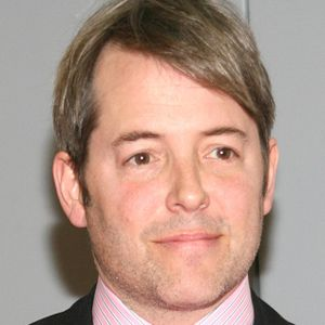 Happy Birthday Matthew Broderick! He turns 51 today...