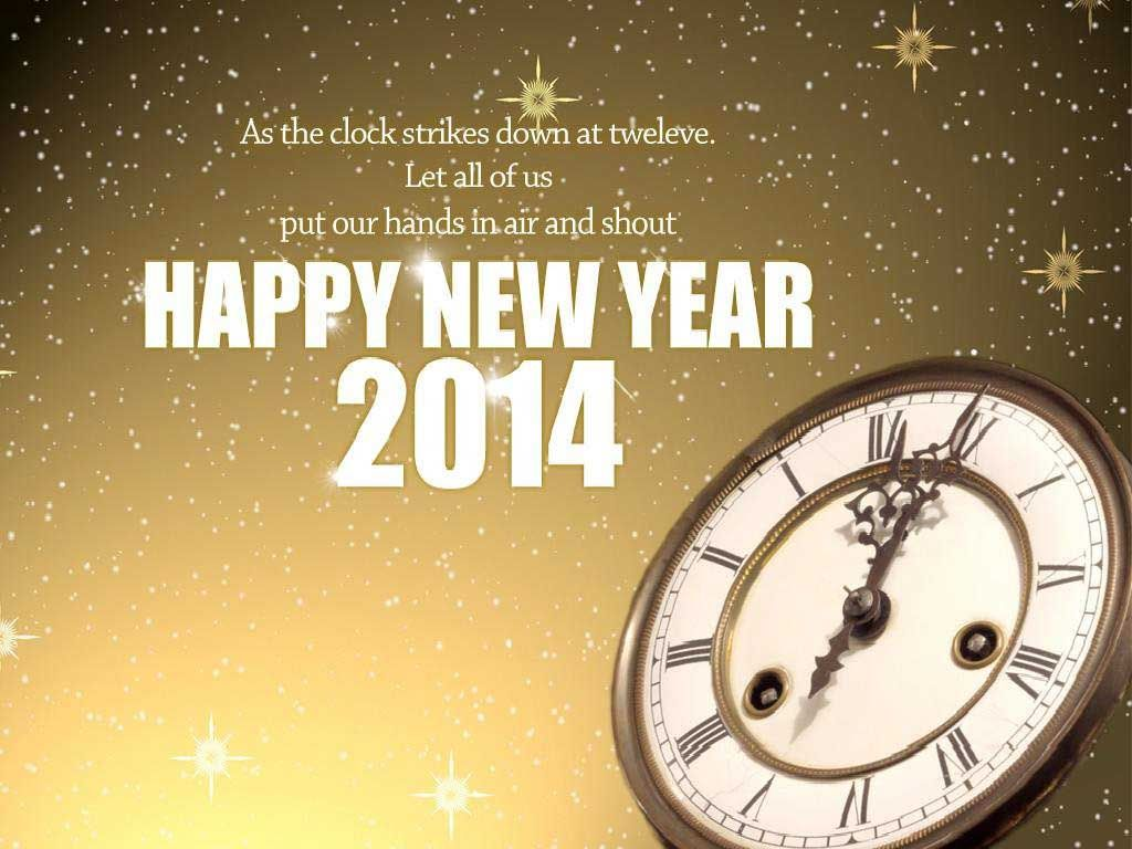 Happy New Year Countdown 2014 In Widescreen With Quote Happy New Year Images Happy New Year Message Happy New Year 2014