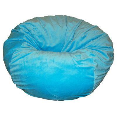 Bean Bag Chair Color Aqua