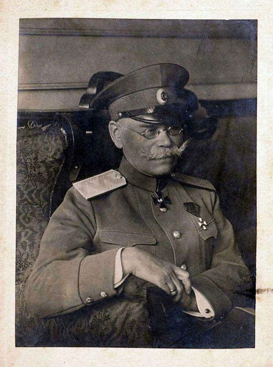 General M.V.Alekseev