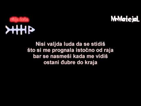 Riblja čorba Ostani đubre Do Kraja Tekst Hd Songs My Music Music