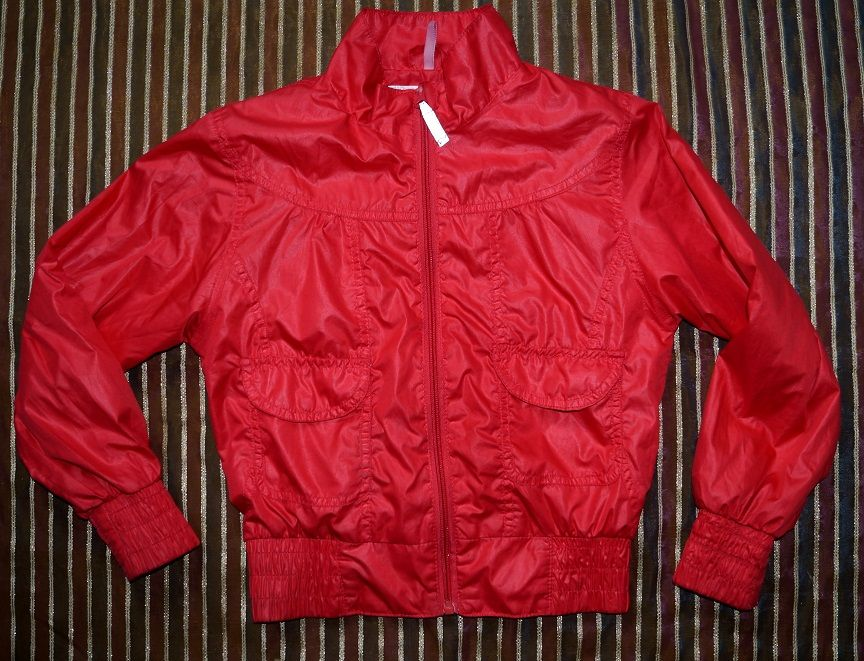 5 10 15 Kurtka Wiatrowka Czerwi 140 8 9 Lat Jackets Fashion Athletic Jacket