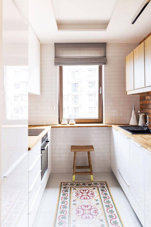 Küche 5 Qm. M   Praktische Ideen Für Design, Reparatur, Sanierung In 2018    Schlafzimmer Dekoration   Pinterest