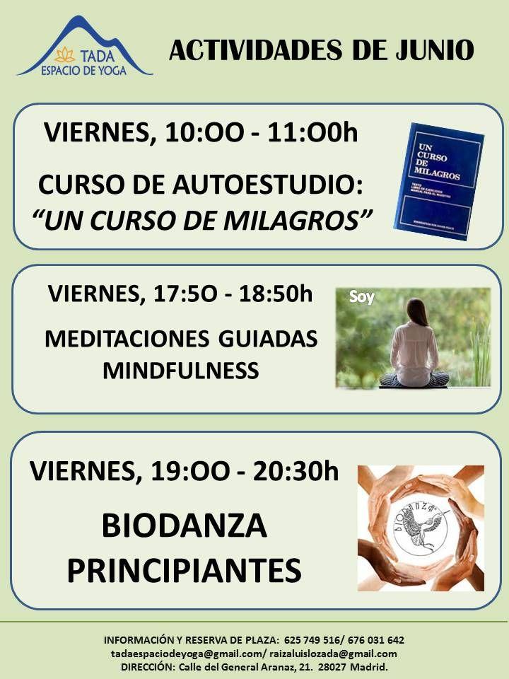 Hatha Yoga - Centro Yoga - Clases Yoga - Madrid - Arturo Soria - Ciudad Lineal