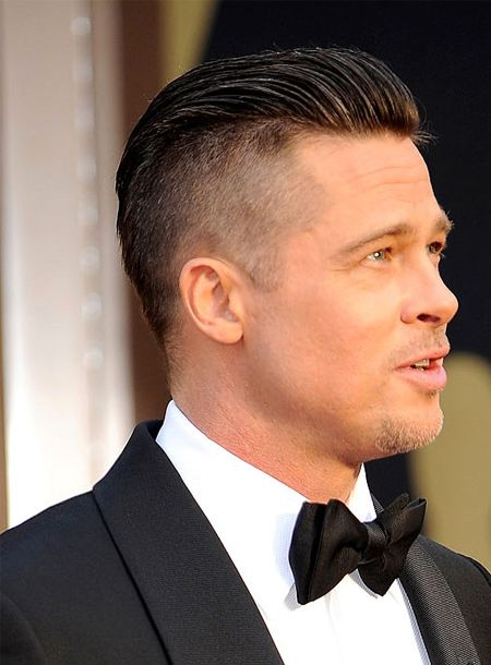 Men S Hair The 2014 Do Long Hair Styles Men Brad Pitt Haircut Mens Hairstyles