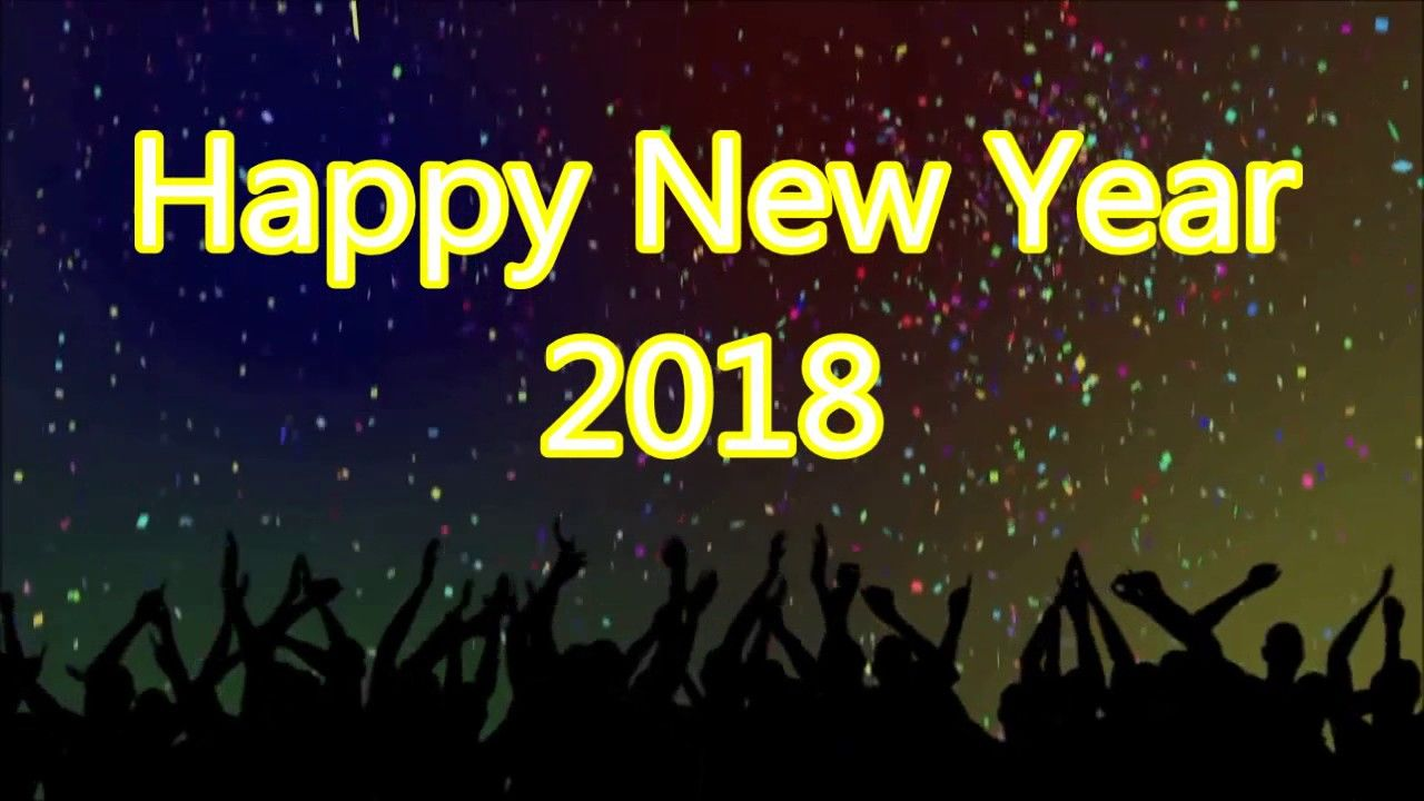 Happy New Year 2018 Happy New Year 2018 Pinterest Forget