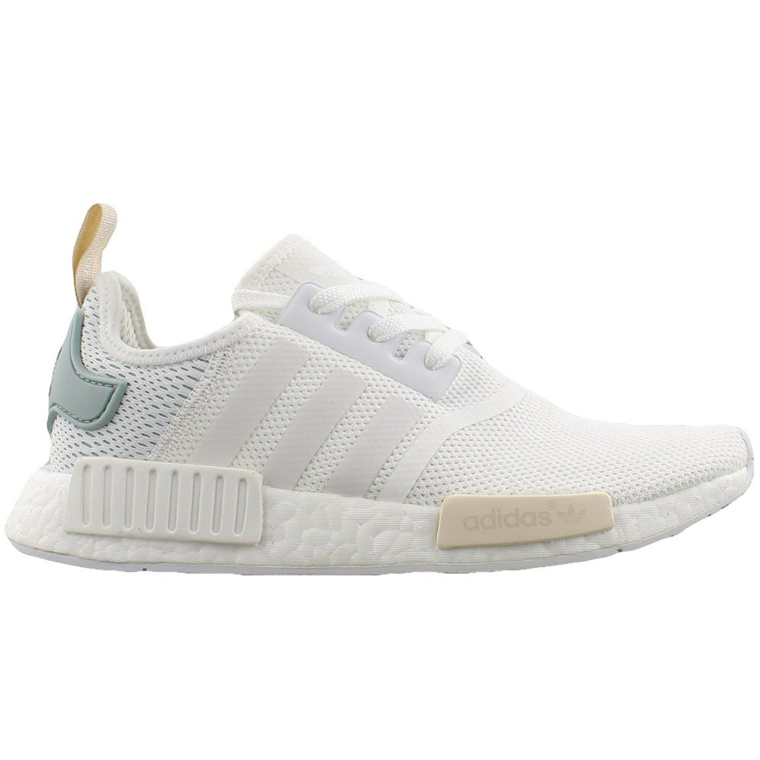 WOMEN\u0027S ADIDAS ORIGINALS NMD_R1 FOOTWEAR WHITE (7 B(M) ...