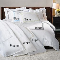 Hotel Collection 300 Thread Count Sateen 3-piece Duvet Cover Set ...