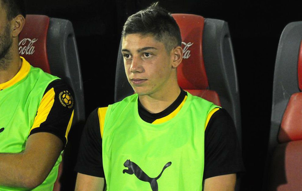 Federico Valverde will celebrate his 18th birthday as a Real Madrid player, as the promising Uruguayan youngster will travel to the Spanish capital to finalise his transfer by the end of July.