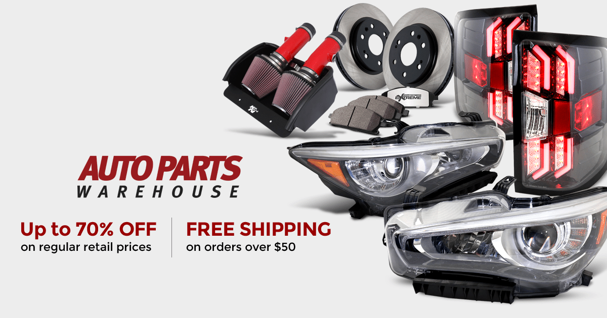 Auto Parts Warehouse offers car parts and car accessories