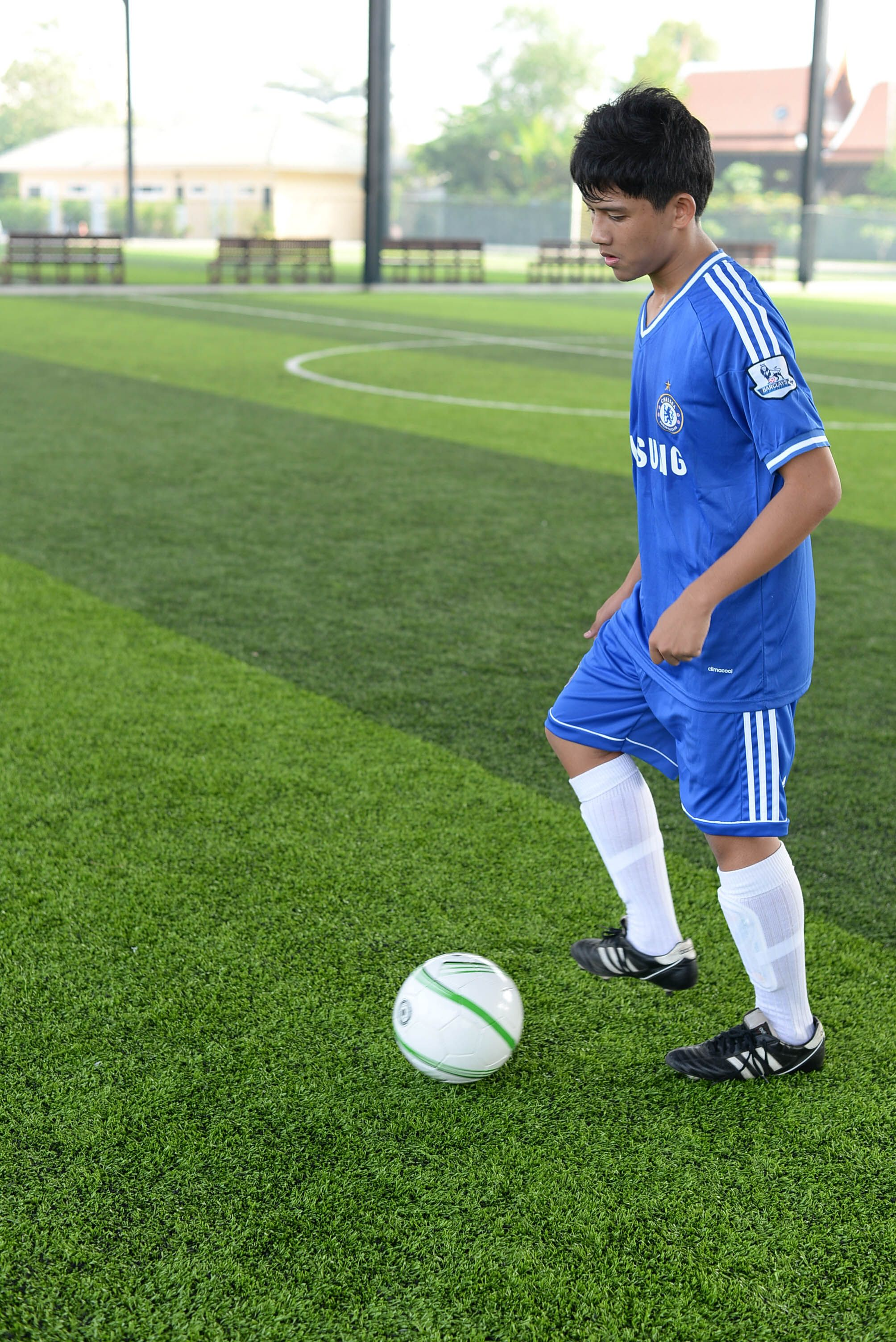 ball control tips, skills, soccer - Soccer Conditioning