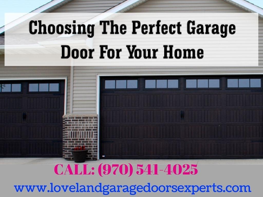 Choosing A Garage Door Repair Company For Your Home Garage Doors Garage Door Repair Garage Door Opener Repair