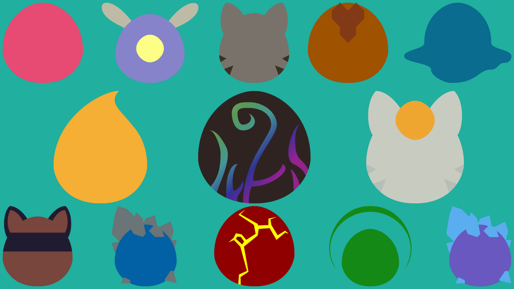 I Made A Minimalist Slime Rancher Wallpaper Tell Me Your Thoughts Slimerancher Slime Rancher Cute Screen Savers Slime Rancher Game