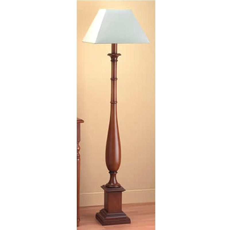 Lampara de pie lighting floor lamps table lamps for Ver lamparas de pie para salon