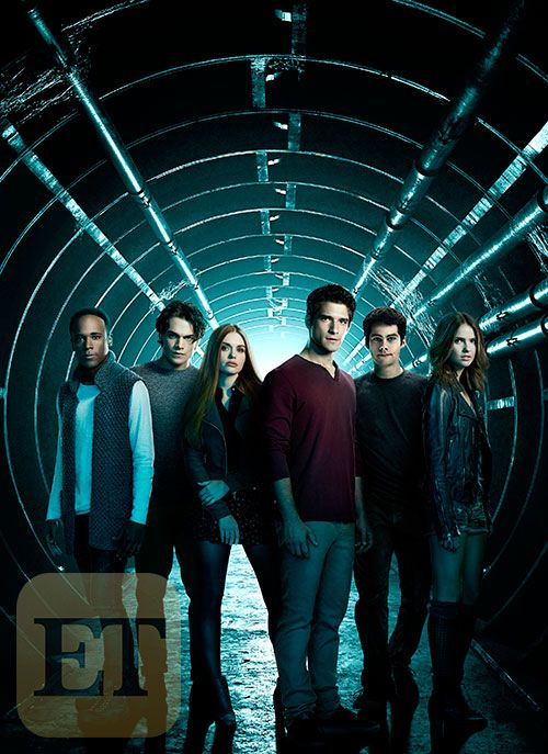 EXCLUSIVE: Get Your First Look at Teen Wolfs Final Season — See the Last Cast Photos!