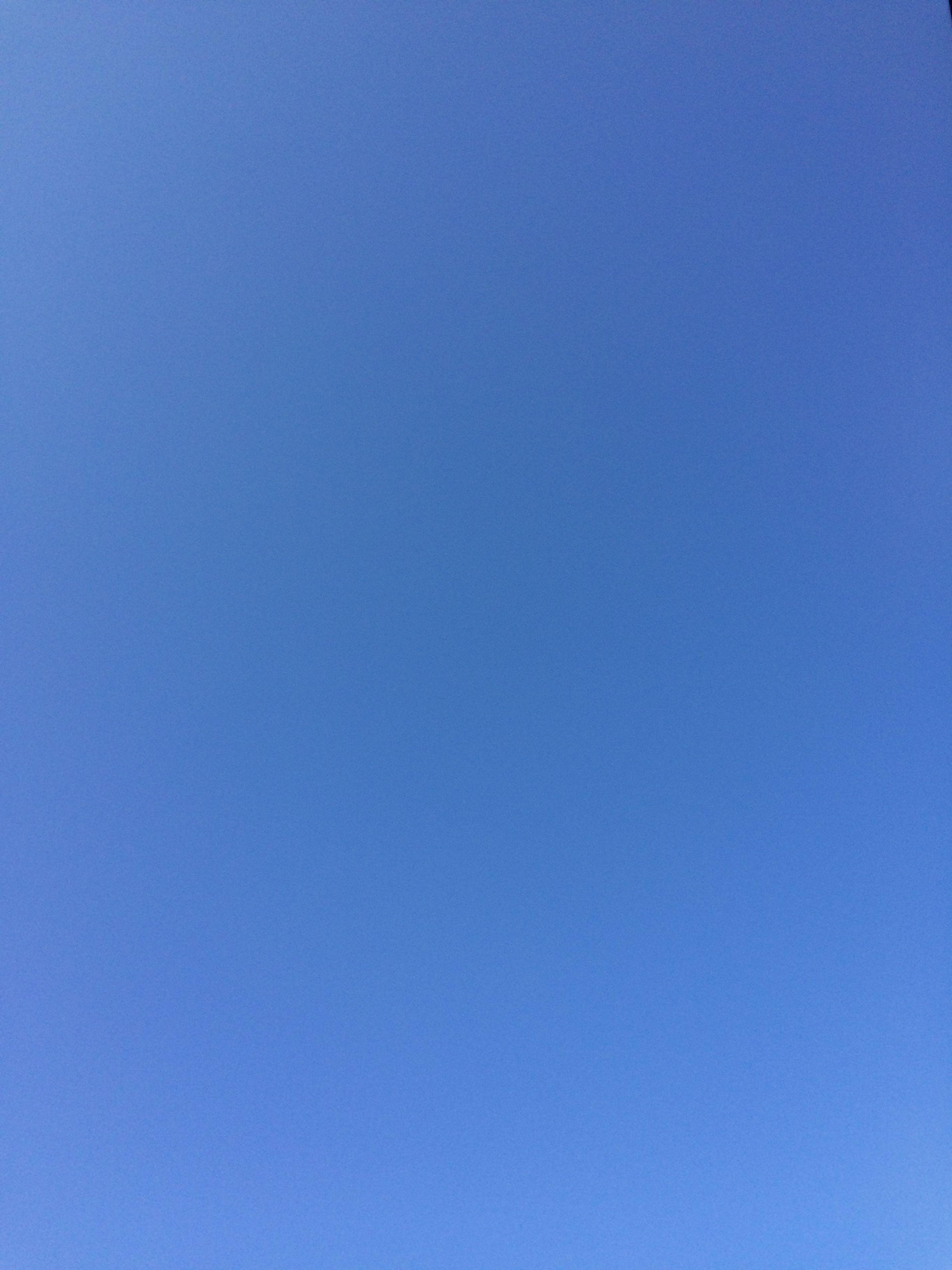 2017년 12월 16일의 하늘 sky Blue shades colors, Ombre