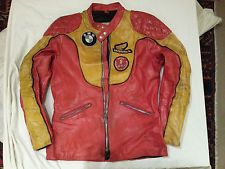 1970s In Vehicle Clothing Helmets And Protection Leather Jacket Clothes Leather Motorcycle Jacket