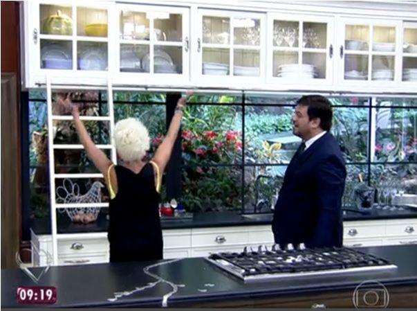 Cozinha Nova Da Ana Maria Braga Cozinha Nova Cozinha E Programa