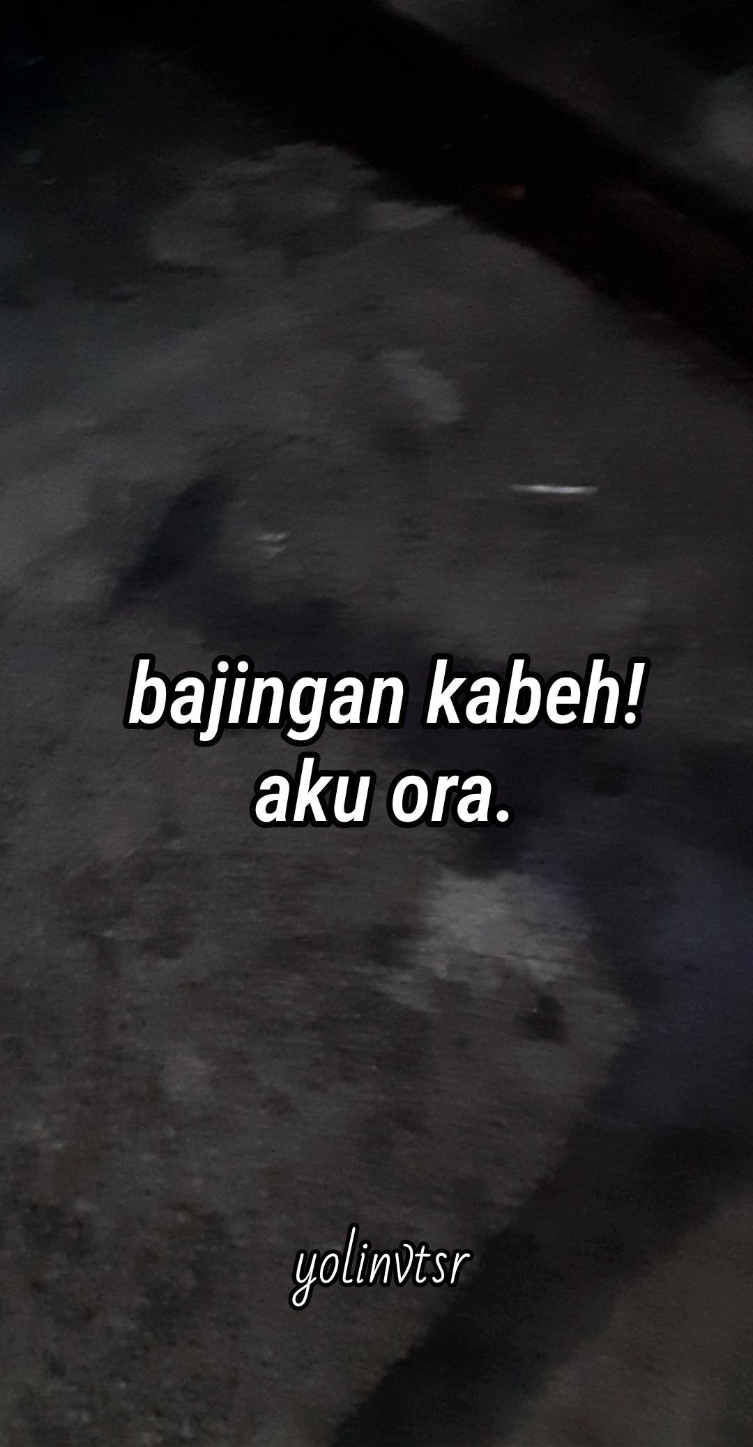 Caption Ambyar Bahasa Indonesia 2