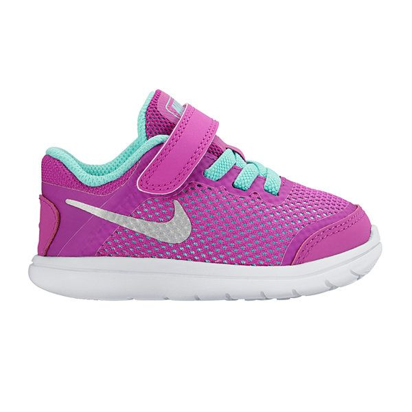 28ee6cbc1b52 Nike® Flex 2016 Girls Running Shoes - Toddler - JCPenney