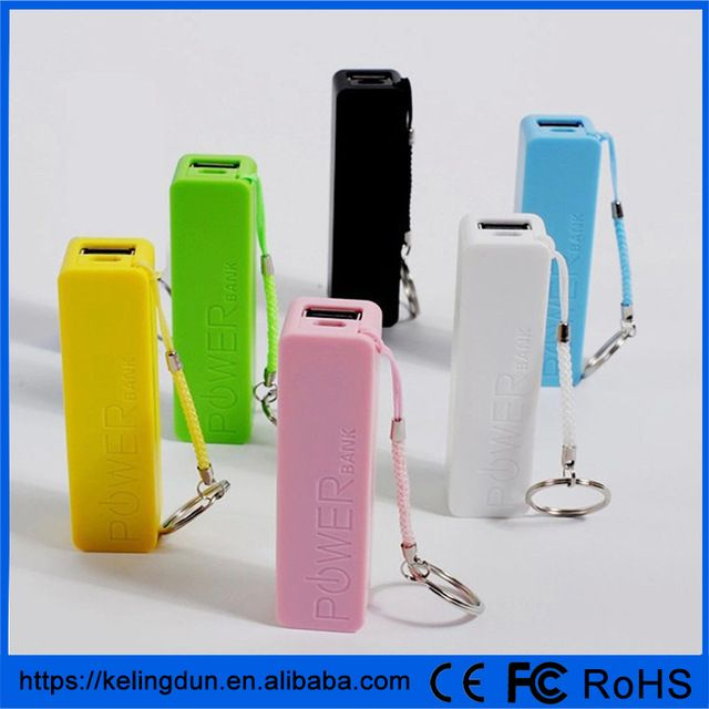 Portable Power Bank External 2600mAh Battery Charger For Mobile Cell Phone