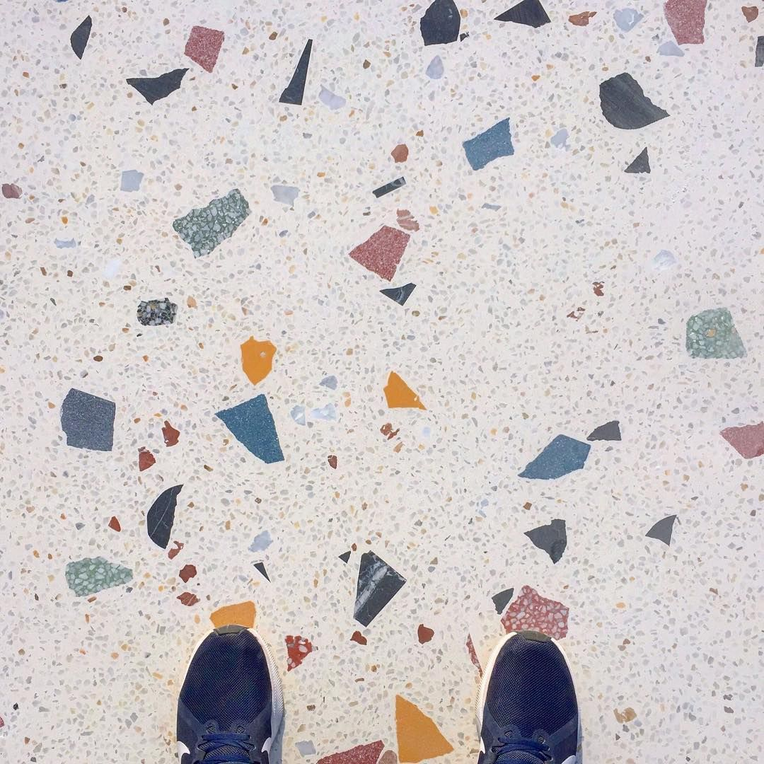 Huguet Mallorca On Instagram Big Sized Terrazzo Tiles With