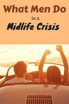 do men have mid life crisis