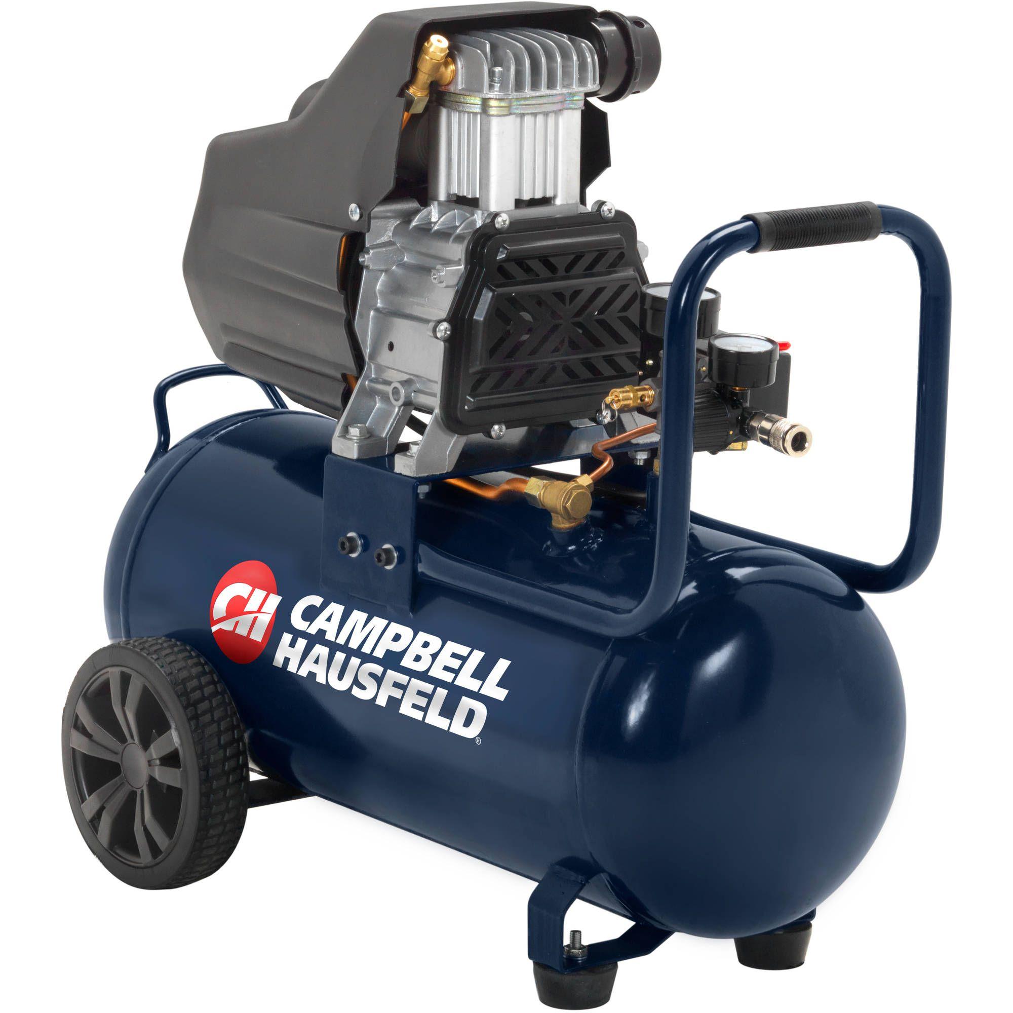 Campbell Hausfeld Air Compressor 8 Gallon OilFree