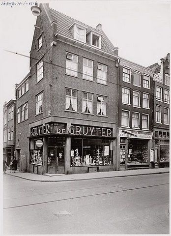 1960 S De Gruyter Grocery Store At The Haarlemmerstraat In Amsterdam De Gruyter Was A Grocery Store Chain Operating A Amsterdam Nederland Amsterdam Nederland