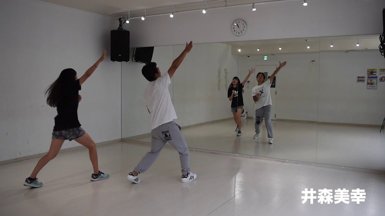ダンス usa