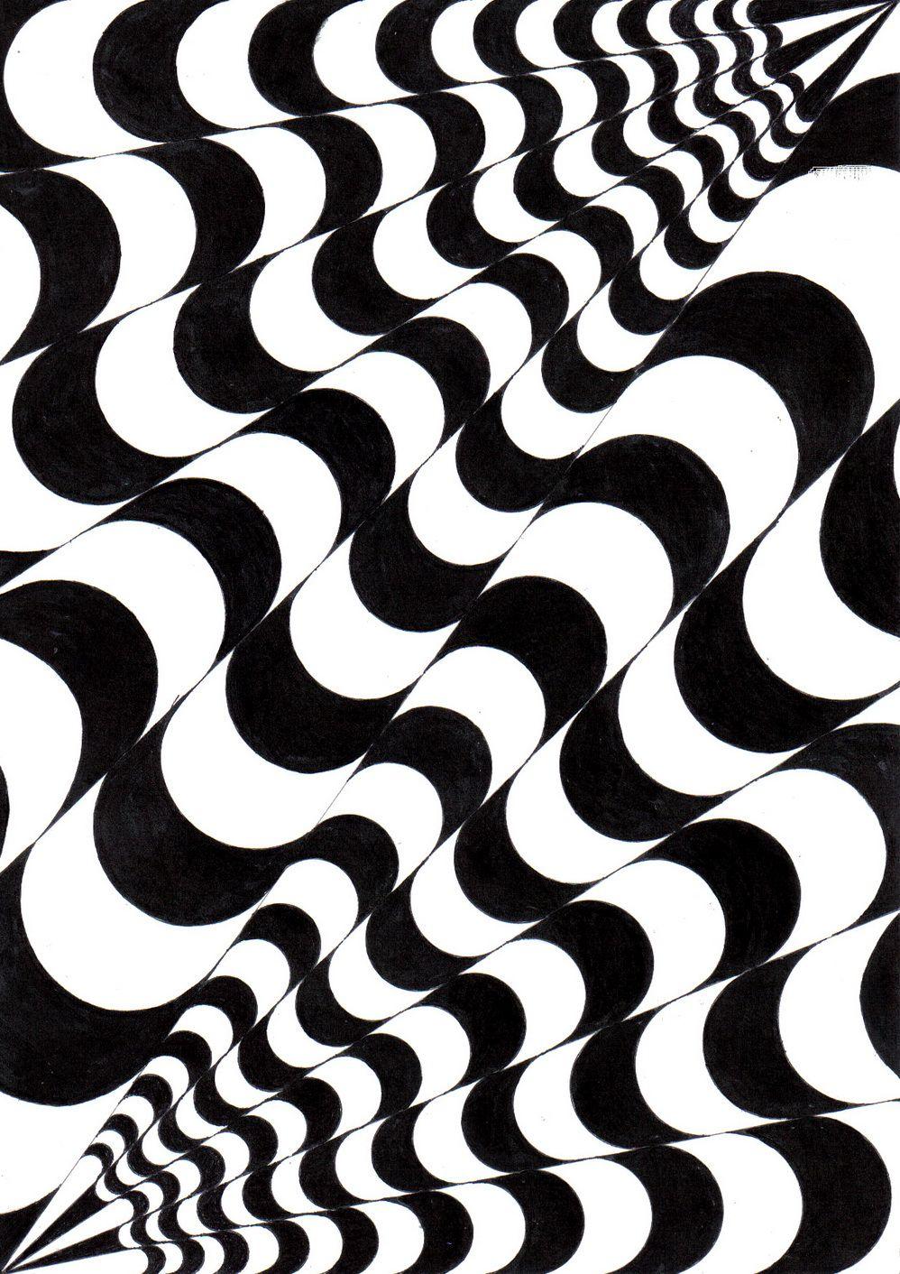 Line Design Op Art : Design compositions google search colour pinterest