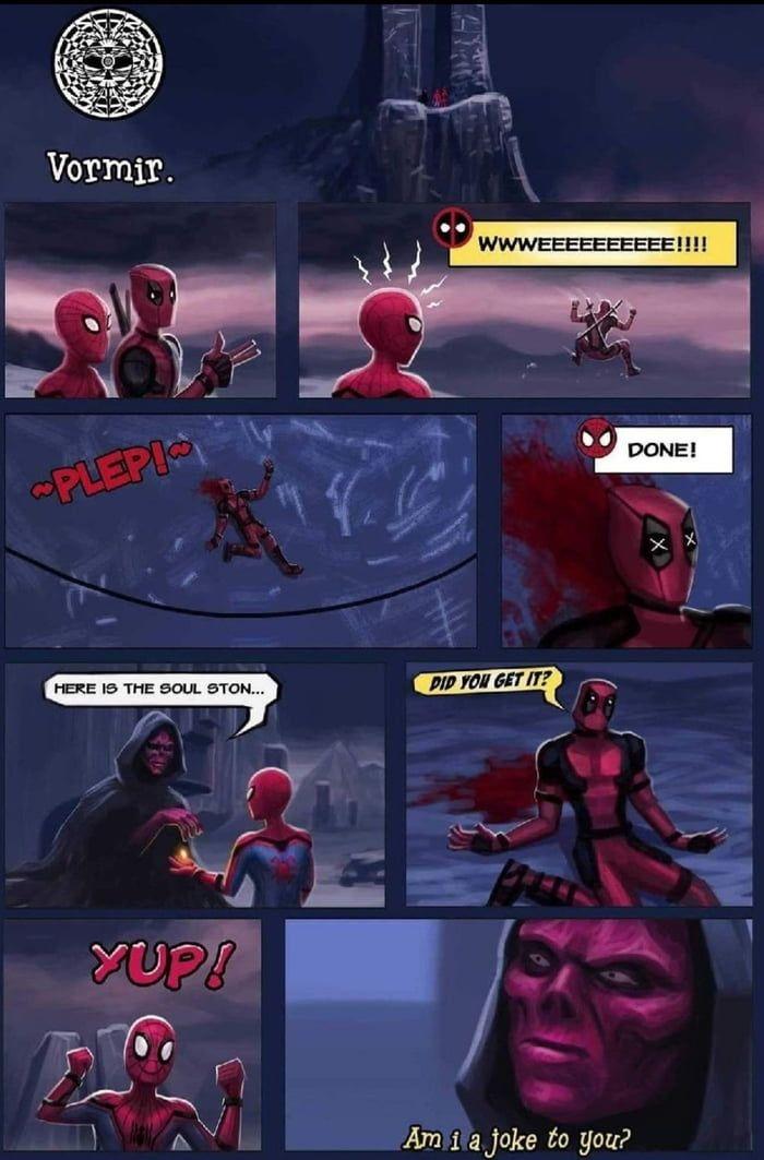 Best Funny Comics Spideypool Spideypool 1