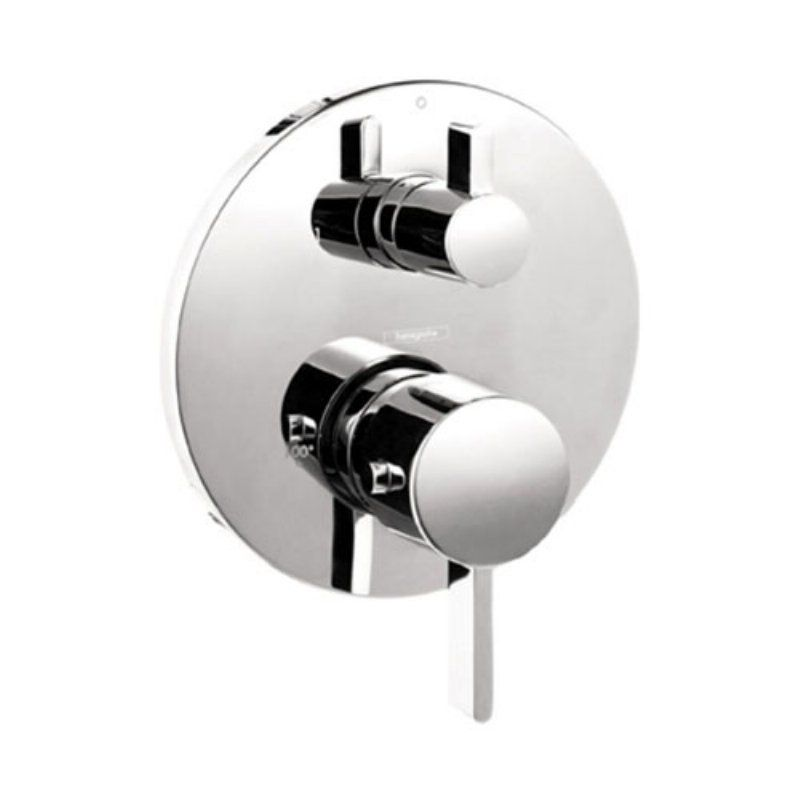 Hansgrohe 4231 S Thermostatic Trim Kit With Volume Control And