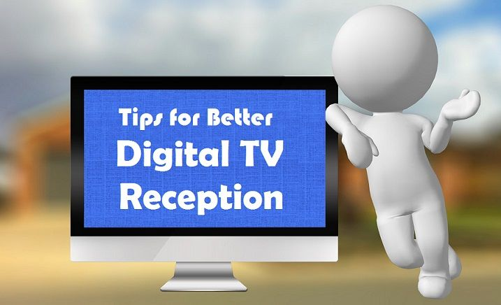 Having problems with your digital TV reception? Here we have come up with some of the best methods you can implement now to get better tv reception.